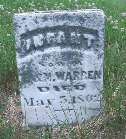 WARREN, INFANT - Polk County, Iowa | INFANT WARREN