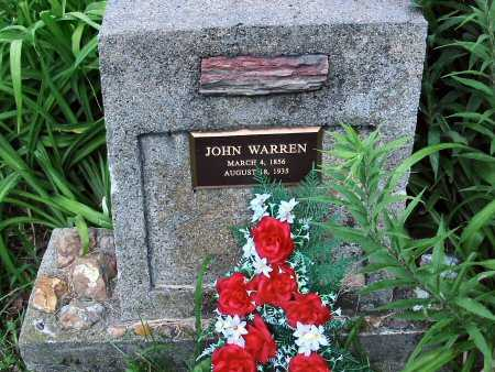 WARREN, JOHN - Polk County, Iowa | JOHN WARREN