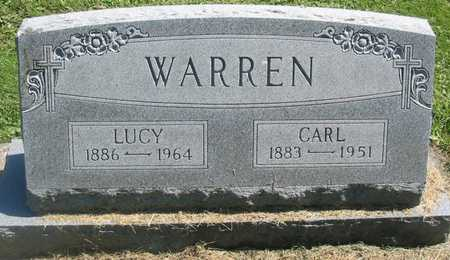 WARREN, CARL - Polk County, Iowa | CARL WARREN