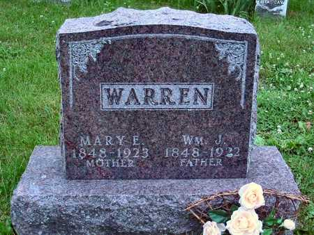 WARREN, MARY E. - Polk County, Iowa | MARY E. WARREN