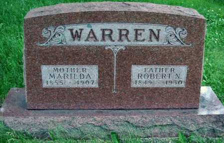 WARREN, MARILDA - Polk County, Iowa | MARILDA WARREN