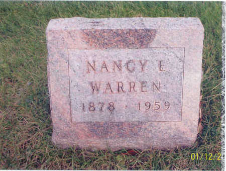 WARREN, NANCY E. - Polk County, Iowa | NANCY E. WARREN