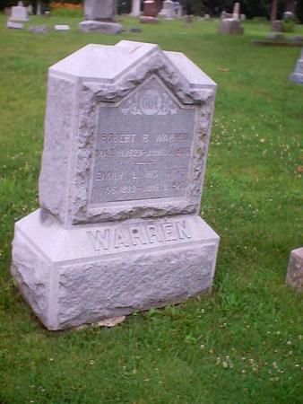 WARREN, ROBERT B. - Polk County, Iowa | ROBERT B. WARREN