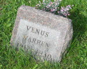 WARREN, VENUS - Polk County, Iowa | VENUS WARREN