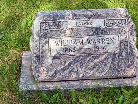WARREN, WILLIAM - Polk County, Iowa | WILLIAM WARREN