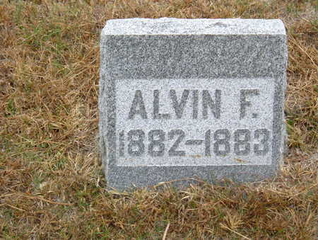 WEBB, ALVIN F. - Polk County, Iowa | ALVIN F. WEBB