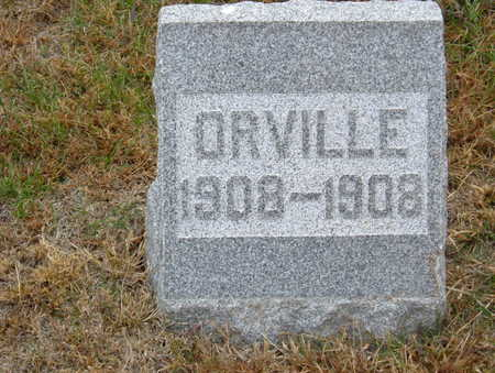 WEBB, ORVILLE - Polk County, Iowa | ORVILLE WEBB
