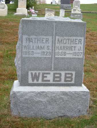 WEBB, WILLIAM S. - Polk County, Iowa | WILLIAM S. WEBB