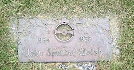 WELSH, JOHN SPENCER - Polk County, Iowa | JOHN SPENCER WELSH