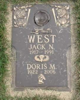 WEST, DORIS  M. - Polk County, Iowa | DORIS  M. WEST