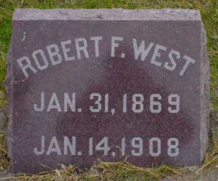 WEST, ROBERT F. - Polk County, Iowa | ROBERT F. WEST