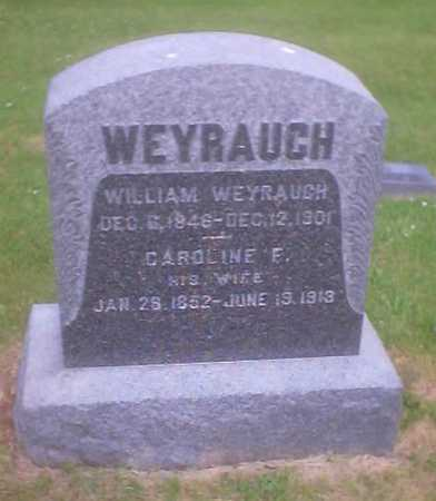 WEYRAUCH, CAROLINE - Polk County, Iowa | CAROLINE WEYRAUCH