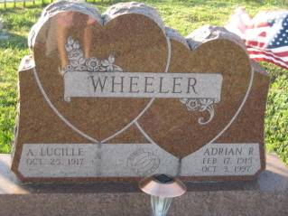 WHEELER, ADRIAN - Polk County, Iowa | ADRIAN WHEELER