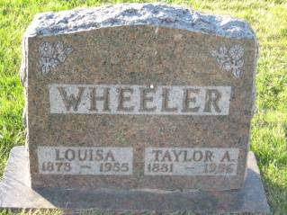 WHEELER, LOUSIA - Polk County, Iowa | LOUSIA WHEELER