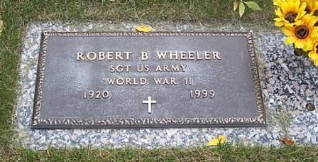 WHEELER, ROBERT B. - Polk County, Iowa | ROBERT B. WHEELER