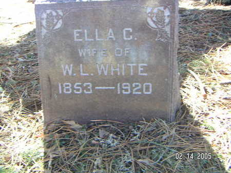 CLAPP WHITE, ELLA - Polk County, Iowa | ELLA CLAPP WHITE