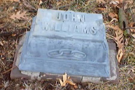 WILLIAMS, JOHN - Polk County, Iowa | JOHN WILLIAMS