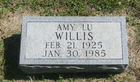 WILLIS, AMY LU - Polk County, Iowa | AMY LU WILLIS