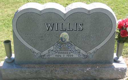 WILLIS, FRANK B. - Polk County, Iowa | FRANK B. WILLIS