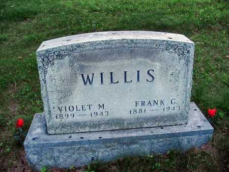 WILLIS, VIOLET  M. - Polk County, Iowa | VIOLET  M. WILLIS