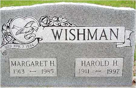 WISHMAN, MARGARET - Polk County, Iowa | MARGARET WISHMAN