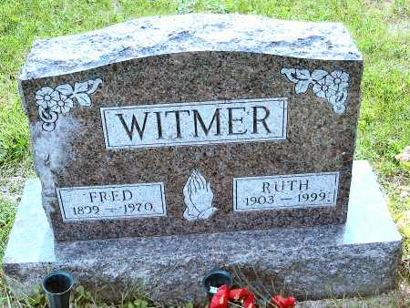 WITMER, RUTH - Polk County, Iowa | RUTH WITMER