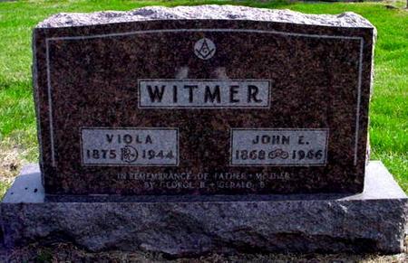DWIRE WITMER, VIOLA - Polk County, Iowa | VIOLA DWIRE WITMER