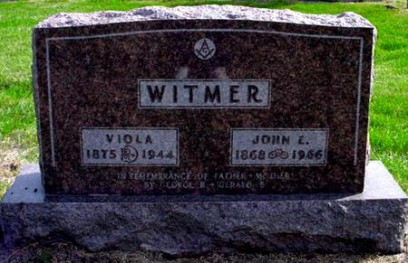 WITMER, VIOLA - Polk County, Iowa | VIOLA WITMER