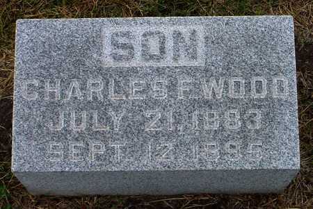 WOOD, CHARLES F. - Polk County, Iowa | CHARLES F. WOOD