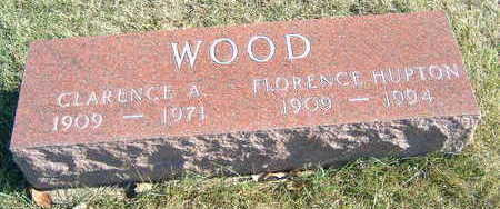 WOOD, CLARENCE A. - Polk County, Iowa | CLARENCE A. WOOD