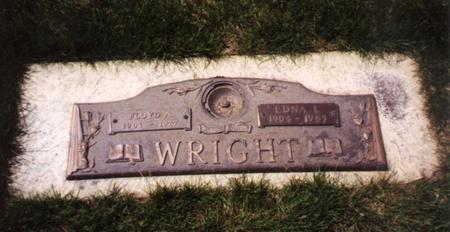 WRIGHT, EDNA - Polk County, Iowa | EDNA WRIGHT