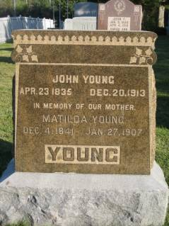 YOUNG, JOHN - Polk County, Iowa | JOHN YOUNG
