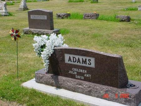 ADAMS, SHIRLEY JOAN - Pottawattamie County, Iowa | SHIRLEY JOAN ADAMS