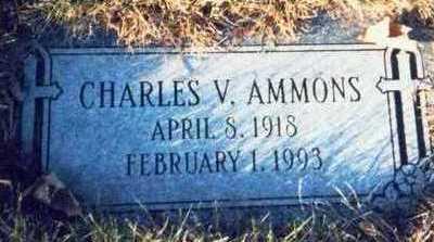 AMMONS, CHARLES V. - Pottawattamie County, Iowa | CHARLES V. AMMONS