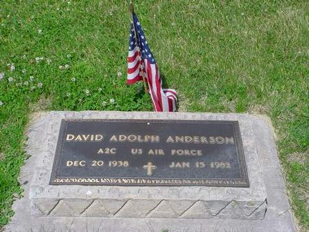 ANDERSON, DAVID A. - Pottawattamie County, Iowa | DAVID A. ANDERSON