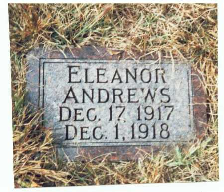 ANDREWS, ELEANOR - Pottawattamie County, Iowa | ELEANOR ANDREWS