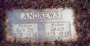 HULBERT ANDREWS, GRACE - Pottawattamie County, Iowa | GRACE HULBERT ANDREWS