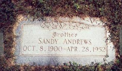 ANDREWS, SANDY - Pottawattamie County, Iowa | SANDY ANDREWS