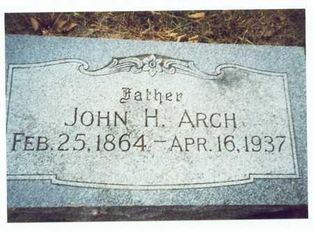 ARCH, JOHN HENRY - Pottawattamie County, Iowa | JOHN HENRY ARCH