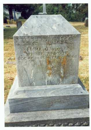 ARMOUR, EMMA O. - Pottawattamie County, Iowa | EMMA O. ARMOUR