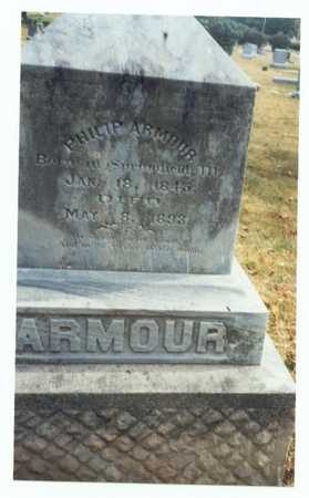ARMOUR, PHILIP - Pottawattamie County, Iowa | PHILIP ARMOUR