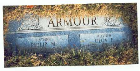 ARMOUR, OLGA E. - Pottawattamie County, Iowa | OLGA E. ARMOUR