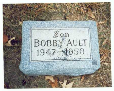 AULT, BOBBY - Pottawattamie County, Iowa | BOBBY AULT