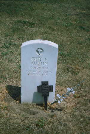 AUSTIN, GUY R. - Pottawattamie County, Iowa | GUY R. AUSTIN