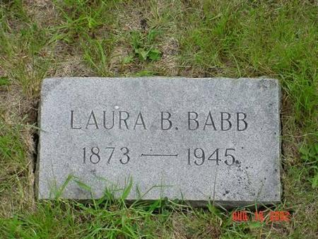 BABB, LAURA B. - Pottawattamie County, Iowa | LAURA B. BABB