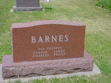 BARNES, BETTY J. - Pottawattamie County, Iowa | BETTY J. BARNES