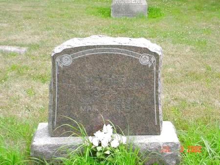 PIERSON BARR, TALITHA I. - Pottawattamie County, Iowa | TALITHA I. PIERSON BARR