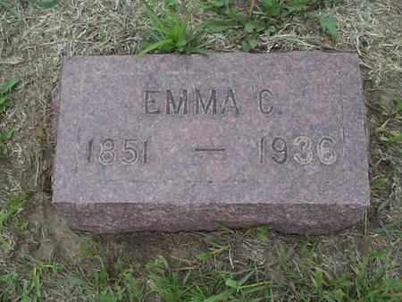BARRITT, EMMA C. - Pottawattamie County, Iowa | EMMA C. BARRITT