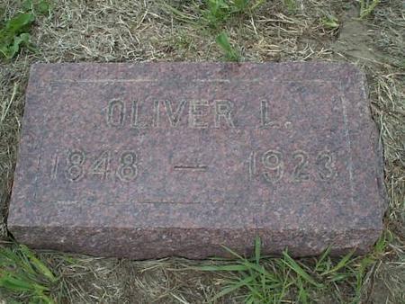 BARRITT, OLIVER L. - Pottawattamie County, Iowa | OLIVER L. BARRITT