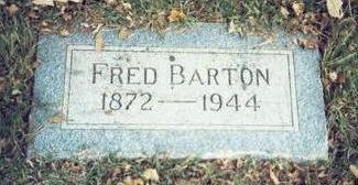 BARTON, FRED - Pottawattamie County, Iowa | FRED BARTON